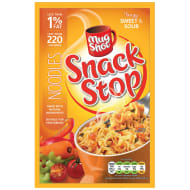Mug Shot Snack Stop Sweet & Sour Noodles 60g
