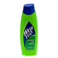 Wash & Go Universal 2 in 1 Shampoo & Conditioner