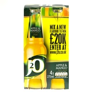 J2O Apple & Mango 4x275ml