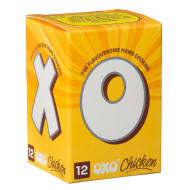 OXO Cubes 12's Chicken