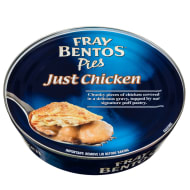 Fray Bentos Pies - Just Chicken 425g