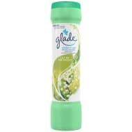 Glade Shake n' Vac 500g - Lily of the Valley