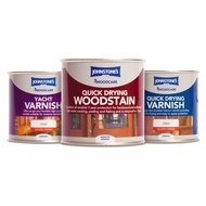 Johnstone's Paint Quick Drying Varnish 750ml