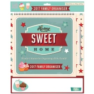 Family Organiser 2017 - Home Sweet Home