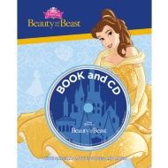 Disney Book & CD - Beauty & The Beast