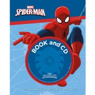 Disney Book & CD - Spider-Man