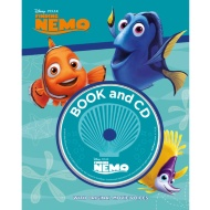 Disney Book & CD - Finding Nemo