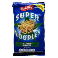 Batchelors Super Noodles 100g Mild Curry Flavour