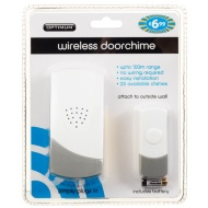 Optimum Plug In Wireless Doorchime