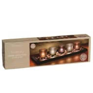 Serenity Candle Set - Earth Tone
