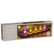 Serenity Candle Set - Jewel Tone