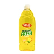 Cussons Morning Fresh Lemon Washing Up Liquid 450ml
