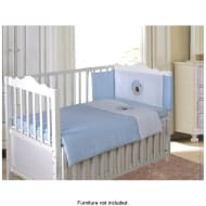 3 piece Baby Bedding Bundle - Ziggy Elephant