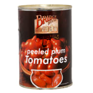 Bridge House Peeled Plum Tomatoes 400g