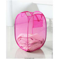 Mesh Pop-Up Laundry Hamper