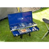 Portable Dual Gas Stove