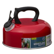 Whistling Kettle 2L - Red