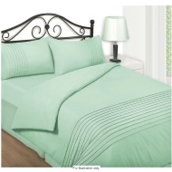 Silentnight Pintuck Complete Bed Set - Single