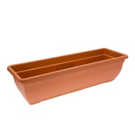 Bell Pot Trough 60cm - Terracotta