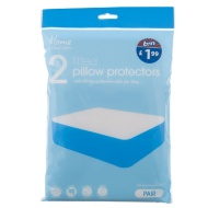 Two Pack Pillow Protector