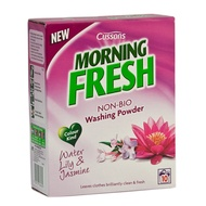 Cussons Morning Fresh Non-Bio Washing Powder Water Lilly&Jasmine 750g