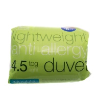 Lightweight Anti Allergy 4.5 Tog Quilt Double
