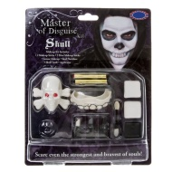 Master of Disguise Halloween Make-Up Kit - Skull