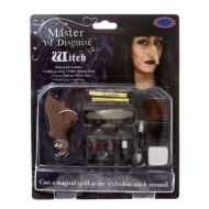 Master of Disguise Halloween Make-Up Kit - Witch