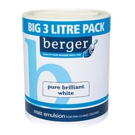 Berger Matt Emulsion 3lt Paint