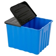 Blue Storage Box 75L