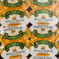 Duerr's Seville Orange Marmalade Jam 16 Portion 320g