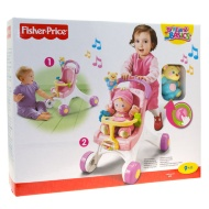 Fisher-Price Stroll and Play