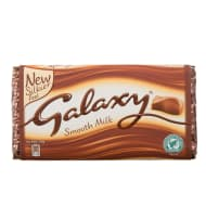 Galaxy Smooth Milk 114g