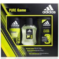 Adidas Pure Game Gift Set 3pc