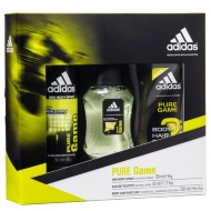 Adidas Pure Game Gift Set 3pk