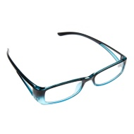 Funky Blue Reading Glasses
