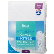 Anti Allergy Mattress Protector King