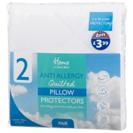 Anti Allergy Pillow Pair Protector
