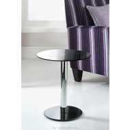 New York Luna End Table