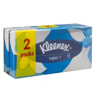 Kleenex Super3 Twin Pack