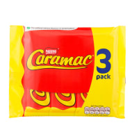Nestle Caramac 3 Pack