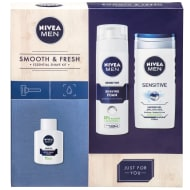 Nivea Men Essential Shave Kit