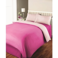 Silentnight Reversible Fashion Duvet Set Single