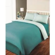 Silentnight Reversible Fashion Duvet Set Double