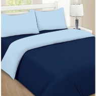 Silentnight Reversible Traditional Duvet Set King