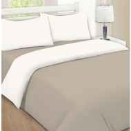 Silentnight Reversible Traditional Duvet Set Single