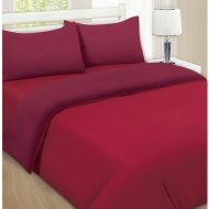 Silentnight Reversible Traditional Duvet Set Double