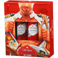 Old Spice The Legend Set 2pk