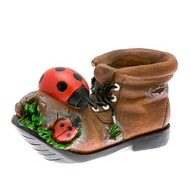 Ladybird Boot Planter