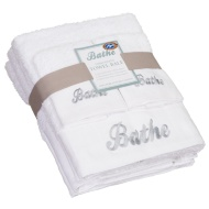 Traditional Embroidered Towel Bale 6pc